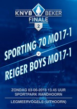 0581 KNVB Poster Beker WS4 008 001 001
