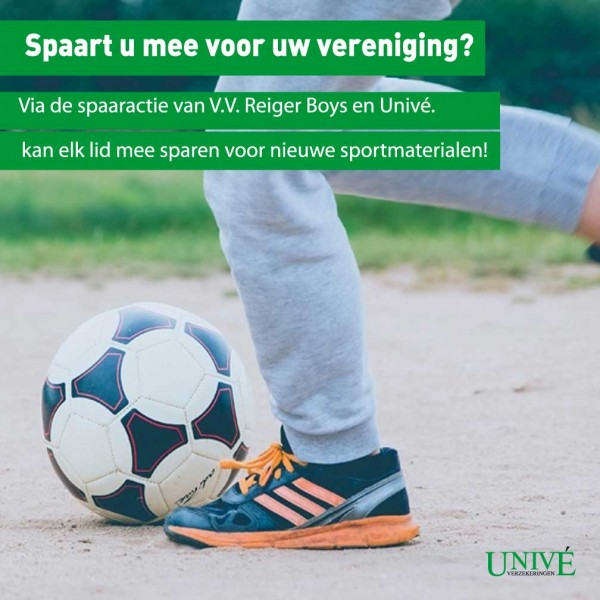 unive reigerboys spaaractie website